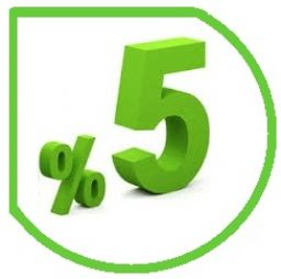 Yapaca��n�z Online �demelerinizde %5 Bonus Kazanma F�rsat�n� Ka��rmay�n.