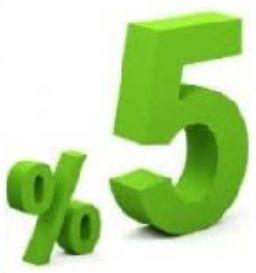 Yapacağınız Online ödemelerinizde %5 Bonus Kazanma Fırsatını Kaçırmayın.